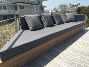 Beach-Sofa